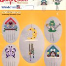 Plastic Canvas Projects Windchimes 53006 Quick Count Patterns