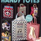 Plastic Canvas Handy Totes Patterns - The Needlecraft Shop 89PB2