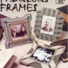 Plastic Canvas Fabulous Frames Booklet - Annie's Attic 870732