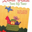 Knitting Animal Friends Two by Two - House of White Birches 121030