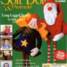 Soft Dolls & Animals! January 2004 cloth doll & animal patterns, techniques, how-to magazine