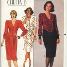 Butterick 4067 Chetta B Misses' Dress Pattern - Size (6, 8, 10) - Uncut