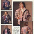 The Oregon Trail Jacket Pattern by Oregon Treasures Sz Sm to XL #127g