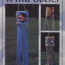 Creative Wind Socks Patterns - Supplement to Plastic Canvas Corner - Leisure Arts RENPCC5
