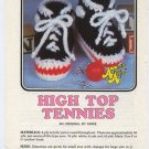 Annie's Attic Baby Bootie Boutique II High Top Tennies Crochet Pattern 372