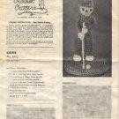 Crochet Critters Golfer Pattern No. 1072
