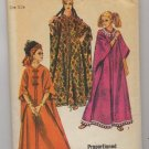 Simplicity 8354 Misses' Caftan Proportioned in Height Pattern - One Size - Uncut