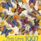 Plastic Canvas Calendar 1992 - The Needlecraft Shop 923201