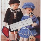 Annie's Attic Heirloom Dolls Crochet Pattern 87J20