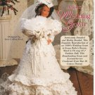 Megan's Wedding Gown Dress Crochet Pattern - The Needlecraft Shop 962502