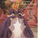 Marie's French Court Dress Crochet Pattern - The Needlecraft Shop 962500
