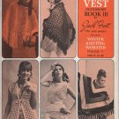 The Gypsy Vest Accessory Book III by Jack Frost Volume 77