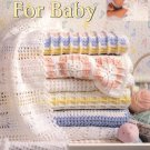 Make One for Baby Afghans Pattern Book Leisure Arts 2756