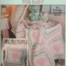 Pillowghans For Baby Pattern Book Leisure Arts Leaflet 2810