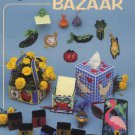 Plastic Canvas Bazaar American School of Needlework 3045