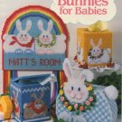 Plastic Canvas Bunnies for Babies American School of Needlework 3070