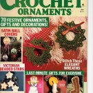Christmas Crochet Ornaments Magazine 1987 - 70 ornaments