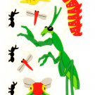 Mrs Grossman's Small Bugs and Insects Sticker #10G