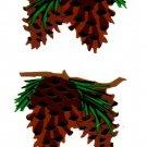 Mrs Grossman's Christmas Pinecones Sticker #23F