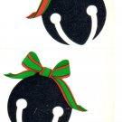 Mrs Grossman's Christmas Silver Bells Sticker #23H