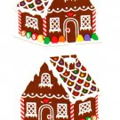 Mrs Grossman's Christmas Gingerbread House Stickers #23R