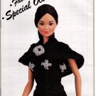 Annie's Attic Fashion Doll Special Occasions Crochet Patterns 87D19