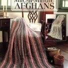 Magnificent Mile-a-Minute Afghans - Leisure Arts Crochet Leaflet 2234