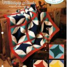 Whirligig Blocks Afghans Pattern - Afghan Collectors Series - The Needlecraft Shop 932024