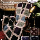 Textured Treasures Afghans Pattern - Afghan Collectors Series - The Needlecraft Shop 932022