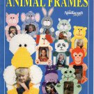 Plastic Canvas Animal Frames Patterns - The Needlecraft Shop 89PH6