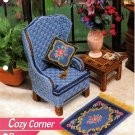 Annie's Fashion Doll Cozy Corner Decor Patterns Annie's Attic FP02-02