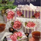 Plastic Canvas My Lady's Roses - American School of Needlecraft 3156