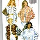 Butterick 6595 Misses Jacket Pattern - Size (XS - S - M) - Uncut