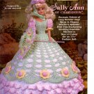 Sally Ann of Charleston Crochet Pattern - The Needlecraft Shop 972501 - Ladies of Fashion