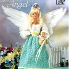 Crochet Gardening Angel Pattern - Annie's Attic 870619