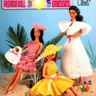 Crochet Fashion Doll Fun in the Sun Dresses - Annie's Attic 87D70