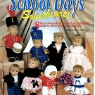School Days Sweethearts Crochet Patterns - House of White Birches 101144