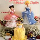Thread Crochet Bathroom tissue Dolls Patterns - American School of Needlework Crochet Book 1133