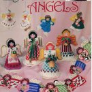 Plastic Canvas Angels Patterns American School of Needlework 3061