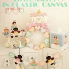 Little Angels in Plastic Canvas Leisure Arts Leaflet 1159