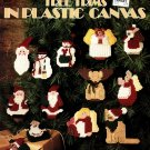 Tree Trims in Plastic Canvas Patterns Leisure Arts 1199