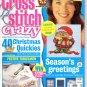 CrossStitch Crazy UK Magazine December 2002, Issue 41
