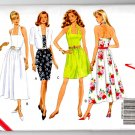 Butterick Classics 6149 Misses' Jacket, Dress & Culotte Dress Pattern Size 6-8-10 Uncut