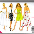 Butterick Classics 6149 Misses' Jacket, Dress & Culotte Dress Pattern Size 12-14-16 Uncut
