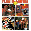 Plastic Canvas Corner Magazine - January 1996 - Vol 7 No 2