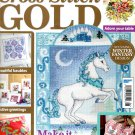 Cross Stitch Gold Magazine - February 2014 Issue 40