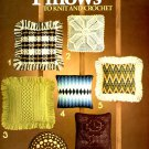 Pillows to Knit and Crochet - Leisure Arts Leaflet 86