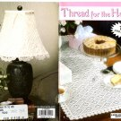 Leisure Arts Little Books Crochet Thread for the Home Patterns 75020