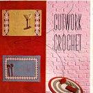 Lily Design Book No. 81 Cutwork Crochet - Vintage Pattern Book