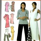 Simplicity 4632 Misses'/Women's Dress, Tunic, Pants & Bag Pattern - Size BB 20W-28W - Uncut